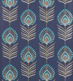 Jane Churchill - Sula Wallpaper
