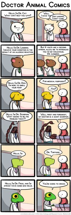 Doctor Animal Comics