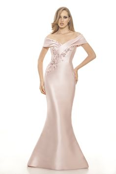 Eleni Elias Collection Official Web Site - Mother of the Bride Collection - Style M115