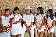 kogui - pueblo indigena en colombia