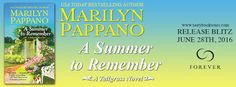 Check out this ‪#‎ReleaseBlast‬ featuring, A Summer to Remember by Marilyn Pappano! Learn more about the book and the author, and enter to win a copy here!