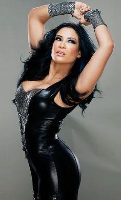 Former WWE Diva Melina