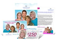 Looking to get more information about Lifestyle Lift? Here's a sneak peek at our FREE kit that provides you with great information and more results from our amazing Lifestyle Lift doctors. Visit our website at www.lifestylelift.com.