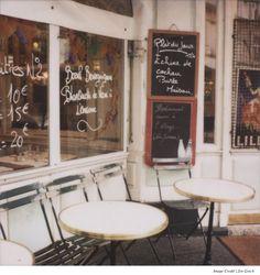 Paris Cafe Avignon, France Cafe Agnes b. floral and cafe Paris Design Café, House Design, Graphic Design, French Coffee, 233, Ville France, I Love Paris, Cafe Restaurant, Forest Restaurant