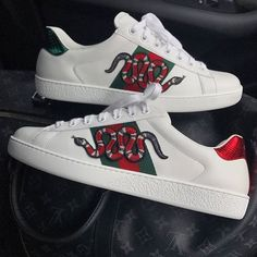 3cd250781 Gucci Zapatillas Gucci Hombre, Botas Zapatos, Zapatos Gucci, Zapatos Nike,  Zapatillas Blancas