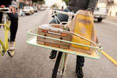 Bicyclette électrique Faraday Porteur / Faraday