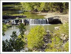These 10 Hidden Waterfalls in Kansas Will Take Your Breath Away - Overland Park, Olathe, Cedar Point, Lawrence, Emporia,