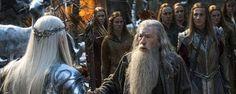 Nouvelle photo officielle pour le film de Peter Jackson Le Hobbit La bataille des cinq armées.