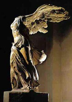 Nike of Samothrace  Victoria of Samothrace: Greek Statue