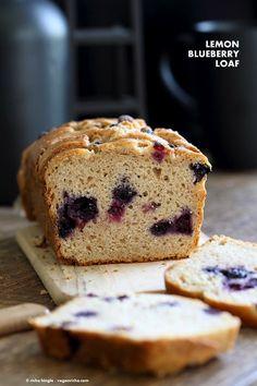 Lemon Blueberry Cake. Zesty Blueberry Lemon Pound Cake is full of flavor. Use other berries in this Vegan Pound Cake Recipe. Non Dairy Yogurt Pound Cake Loaf with lemon and blueberries.