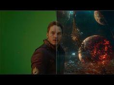 'Guardians of the Galaxy' :VFX Breakdown Showreel