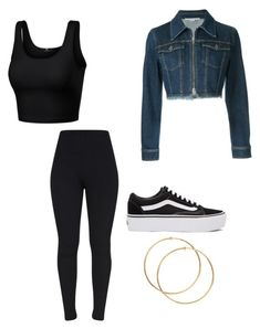 """""""Untitled #34"""" by alaninaissant on Polyvore featuring STELLA McCARTNEY and Vans"""