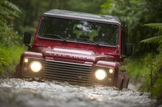 Land Rover Defender - a new one could arrive in 2016.