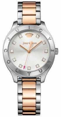 Juicy Couture Womans Sierra Watch Two Tone 1901623