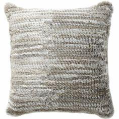 Barneys New York Goma Knit Pillow at Barneys.com