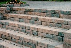 Lehi Block PYZIQUE STEPS INSTALLATION PAGE