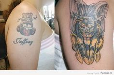 How to Fix a Tattoo After a Breakup