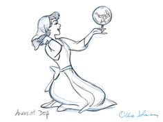 Cinderella - Development Art | Photos