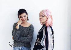 Rena & Nia Lovelis || Hey Violet || Cherry Bomb