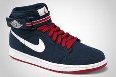 1d78f3e016e445 Air Jordan 1 High Strap Premier