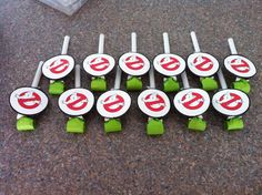 Ghostbusters Theme Party Supplies | Pretty Fancy Mommy: Ghostbuster Birthday Party