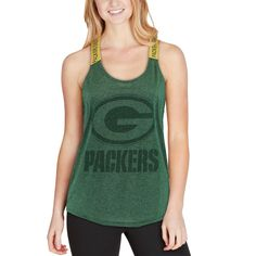 Green Bay Packers Nike Women s Elastika Performance Tank Top – Heathered  Green 8d8bc622e