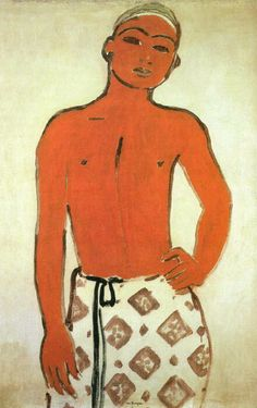 """deadpaint: """" """"Kees van Dongen-Young Arab Man, Oil on Canvas from a Private Colection. (via Arte) """" """" Henri Matisse, Figure Painting, Painting & Drawing, Watercolor Painting, Art Fauvisme, Maurice De Vlaminck, Andre Derain, Raoul Dufy, Art Brut"""