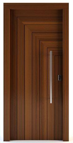Modern Door Design for Bedroom Lovely Modern Interior Doors Ideas 14 Bedroom Door Design, Door Design Interior, Interior Modern, French Interior, Home Door Design, Wardrobe Design Bedroom, Wood Bedroom, Modern Bedroom Design, Modern Interiors