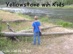 Yellowstone with Kids - 8 tips by Coffee With Us 3 / Tips to making your vacation easier and more fun #vacation #kids