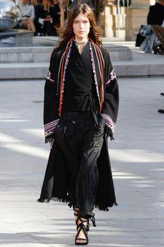 Défilé Isabel Marant Printemps-été 2016