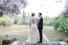 wedding ceremony Photo: Catherine O'hara photography