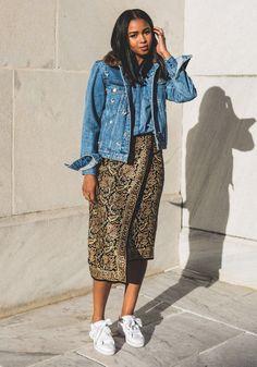 THEYUSUFS | MIXING VINTAGE AND NEW #fashion #womensfashion #streetwear