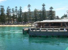 A must do place to visit when in Sydney - Hugos bar on Manly Wharf. #SwissotelSydney #HugosManly