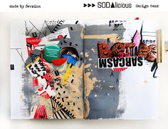 SODAlicious: ART JOURNAL NO63 ►