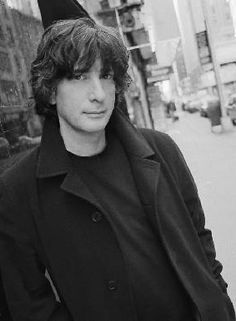 YES!! This right here! I've been asked in almost every interview where I get my ideas. Neil Gaiman nails the answer!