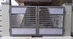 Latest Gate Design, Modern Main Gate Designs, Home Gate Design, Grill Gate Design, House Main Gates Design, Balcony Grill Design, Steel Gate Design, Front Gate Design, Modern Window Grill