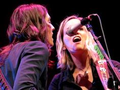 "Heavenly! Brandi Carlile and Katie Herzig Sing Katie Herzig's ""I Will""! Rock on ladies! Love you madly!"