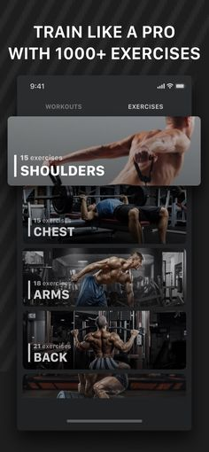‎Muscle Booster Workout Tracker on the App Store ‎Muscle Booster Workout Tracker on the App Store Source by The post ‎Muscle Booster Workout Tracker on the App Store appeared first on Marilyn Fitness. Full Body Workout Plan, Gym Workout Chart, Gym Workout Videos, Gym Workouts For Men, Workout Routine For Men, At Home Workouts, Muscle Booster, 10 Minute Ab Workout, Body Training