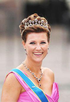 Princess Märtha Louise, Norway
