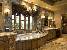 Superbe Bathroom Tile Designs. See More. Granite!