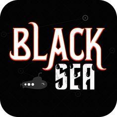Black Sea - Endless Adventure 2D Game Icon  http://www.hawksgames.com/games/black-sea-endless-adventure/