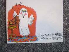 1969 PAULA PRESENTS GROOVY GHOST ~ SCARY STATIONARY THAT IS BEYOND ADORABLE! BY C. M. PAULA CO. DESIGNS ON TOP OR BOTTOM OF EVERY SHEET. RULER IS PRESENT FOR VISUAL SIZE REFERENCE. CREASES AT VERY TOP OF COVER NEAR THE BINDING. | eBay!