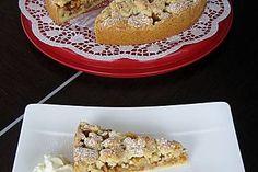 Urmelis Apfel - Streusel - Kuchen mit Zimt