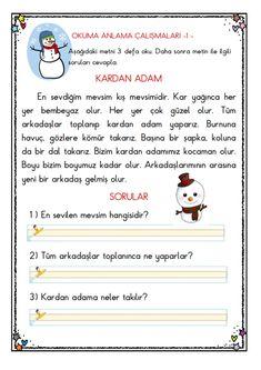 Learn Turkish, Turkish Language, Educational Activities, Teacher, Learning, Birthday, School, Professor, Birthdays