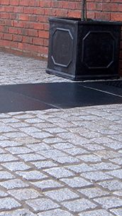 Silver Setts granite cobbles | Landscaping | Patio | Driveway | Garden Path | Cobblestones