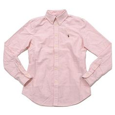 awesome Polo Ralph Lauren Women's Custom Fit Oxford Button Down Shirt Check more at http://shipperscentral.com/wp/product/polo-ralph-lauren-womens-custom-fit-oxford-button-down-shirt-5/