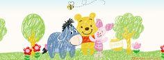 Crayola Winnie the Pooh Disney Cover Photo
