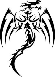 (My first high school dxd fan) After the world has . - (My first high school fan dxd) After the world has reached peace, now Hyodo Issei - Tribal Dragon Tattoos, Dragon Tattoo Designs, Arte Tribal, Tribal Art, Leather Carving, Dnd Wizard, Tribal Drawings, Body Art Tattoos, Tatoos