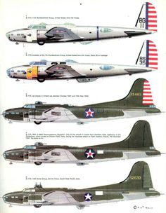 15 Boeing B-17 Flying Fortress Page 27-960