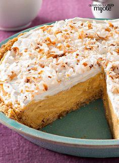 Great Recipes, Dinner Ideas and Quick & Easy Meals from Kraft Foods - Kraft Recipes Brownie Desserts, Oreo Dessert, Mini Desserts, Coconut Dessert, Cheesecake Desserts, Pumpkin Dessert, No Bake Desserts, Just Desserts, Dessert Recipes